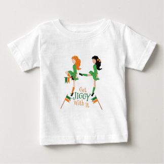 Get Jiggy Baby T-Shirt