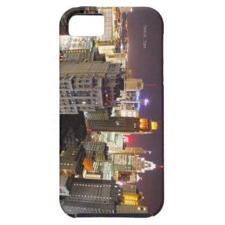Get Lifted Detroit, Washington Blvd Tough iPhone 5 Case