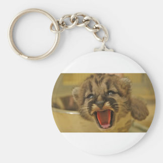 Get Me Out Of Here Cougar Cub Key Chains