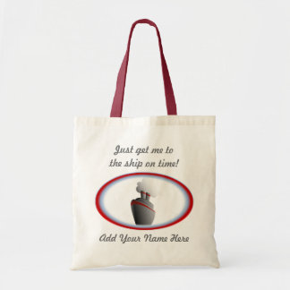 Get Me to the Ship 2 Custom Tote Bag