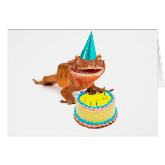 Get Messy Birthday Card