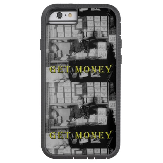 Get Money iPhone Case