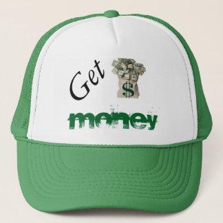Get Money Trucker Hat