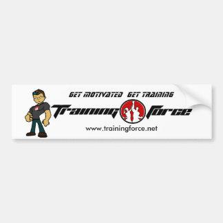 Get Motivated Bumper Sticker