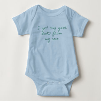 Get My Looks from Vovo Baby Bodysuit