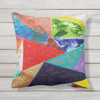 Get My Point Outdoor Cushion