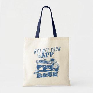Get Off Your App Swap Meet Bag