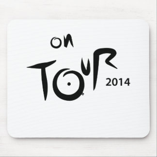 GET ON TOUR MOUSE PAD