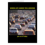 get-out-of-dodge greeting cards