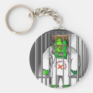 Get Out of Jail Key Chain