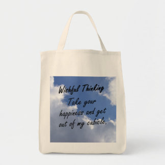 Get out of my cubicle canvas bags