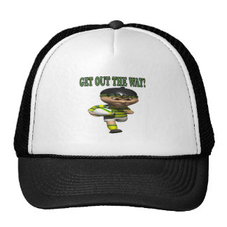 Get Out The Way Trucker Hat