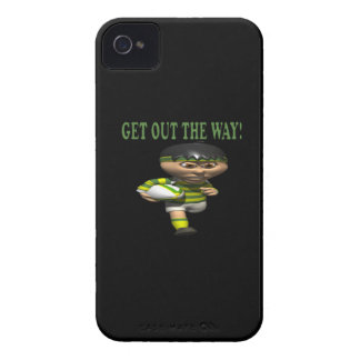 Get Out The Way iPhone 4 Cases