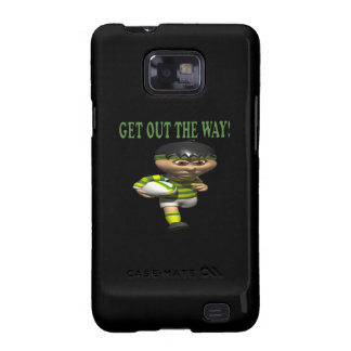 Get Out The Way Galaxy S2 Covers