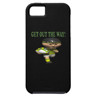 Get Out The Way iPhone 5 Cover