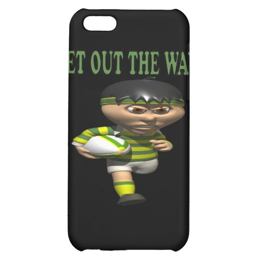 Get Out The Way iPhone 5C Cover