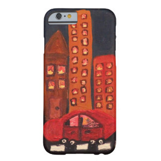 GET OUT TOWN BARELY THERE iPhone 6 CASE