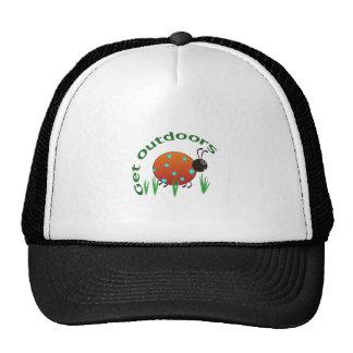 GET OUTDOORS TRUCKER HAT