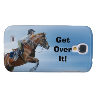 Get Over It! Horse HTC Vivid Case