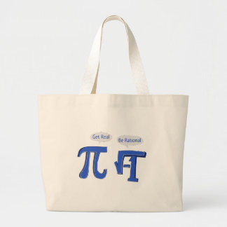 Get Real Be Rational Bags