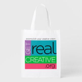 Get REAL Creative Bag