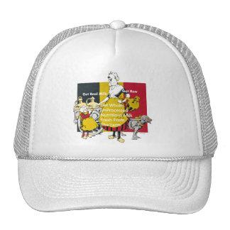Get Real Milk - Get Raw Trucker Hat
