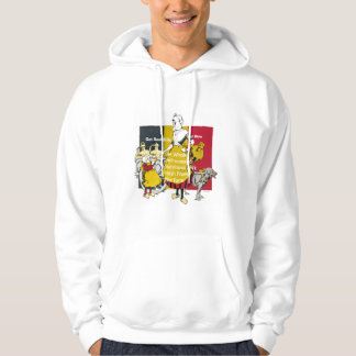 Get Real Milk - Get Raw Hooded Sweatshirts