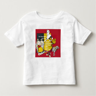 Get Real Milk- Get Raw Vintage Poster T-shirt
