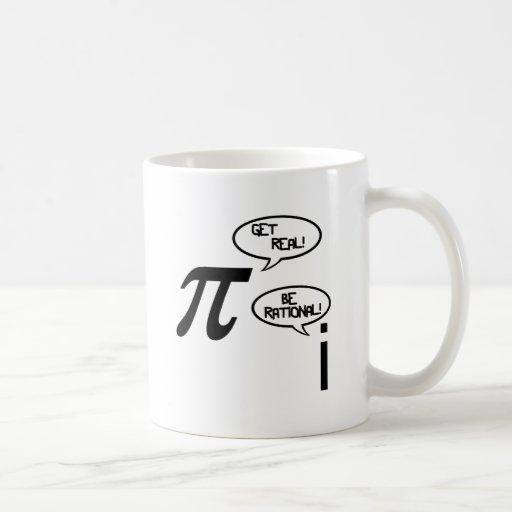 Get Real Coffee Mug