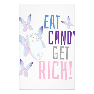 Get Rich Personalized Stationery