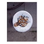 Get rid of smoking postcards