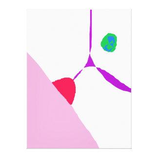 Get Rid of Wastes Canvas Print