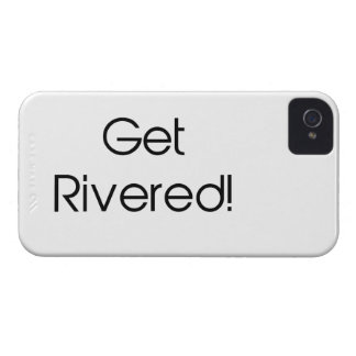 Get Rivered iPhone 4 Case-Mate Cases