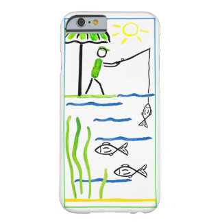 get´s a fish barely there iPhone 6 case