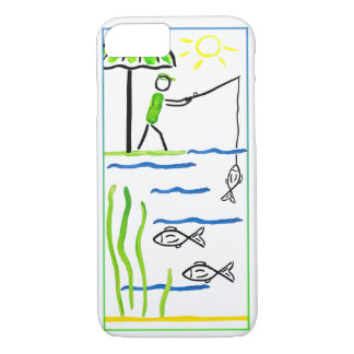 get´s a fish iPhone 7 case