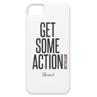 Get Some Action iPhone 5 Covers