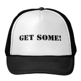 Get Some! Cap