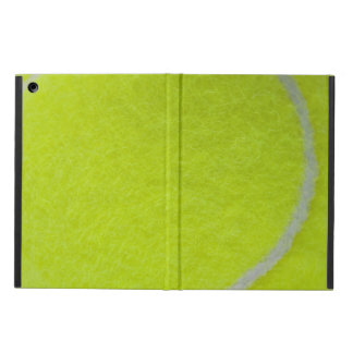 Get Sporty_Tennis_Fuzzy Ball Cover Design iPad Air Covers