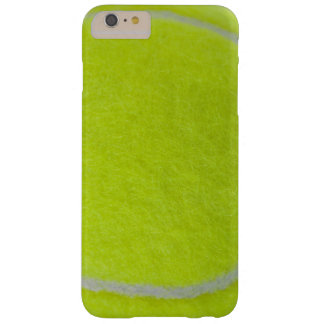Get Sporty_Tennis_Fuzzy Ball Design Barely There iPhone 6 Plus Case