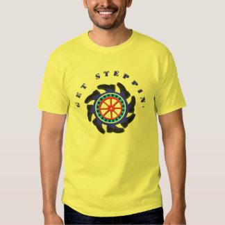 Get Steppin Shirts