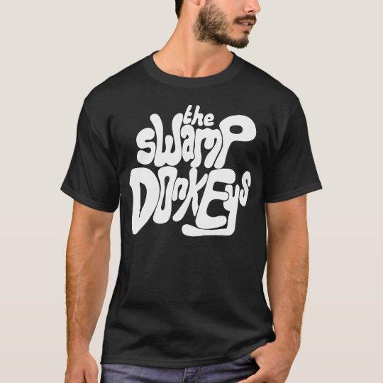 Get Swamped - New Design (White Logo) T-Shirt