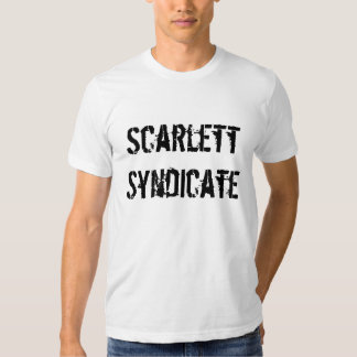 Get SYNDICATED Shirts