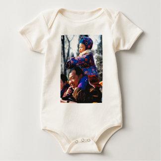 Get the best view baby bodysuit