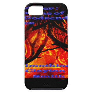 Get The Dark Road From the Wanderer on Everything iPhone 5 Case