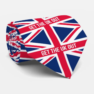 Get The UK Out of the EU Tie