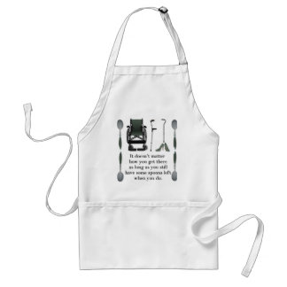 Get There Aprons