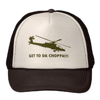Get To Da Choppa!!! Cap