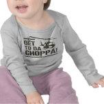 Get To Da Choppa Vintage T-shirts