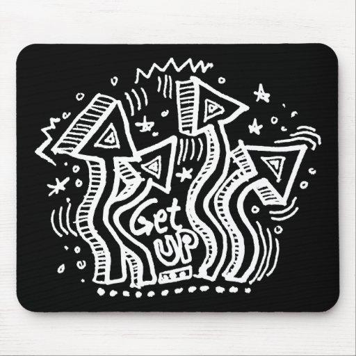 Get Up 2 Mousepads