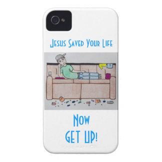 Get Up Blackberry Case